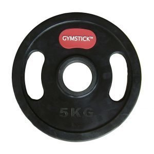 Gymstick Olympia Levypaino 5 Kg 1 Kpl