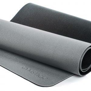 Gymstick Pro Yoga Joogamatto Harmaa Musta