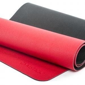 Gymstick Pro Yoga Mat Joogamatto Punainen / Musta