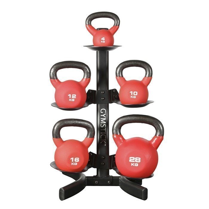 Gymstick Rack for Medicine Balls / Kettlebells