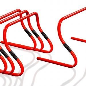 Gymstick Speed Hurdles Tekniikka-Aidat