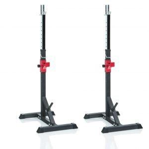 Gymstick Str Pss Press & Squat Stand Kyykkyteline / Punnerrusteline