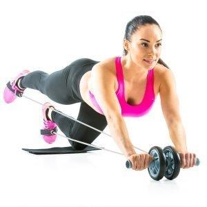 Gymstick Ultimate Exercise Roller 62014 Harjoitusrulla
