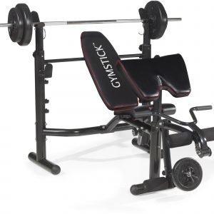 Gymstick Weight Bench 400 Monitoimipenkki