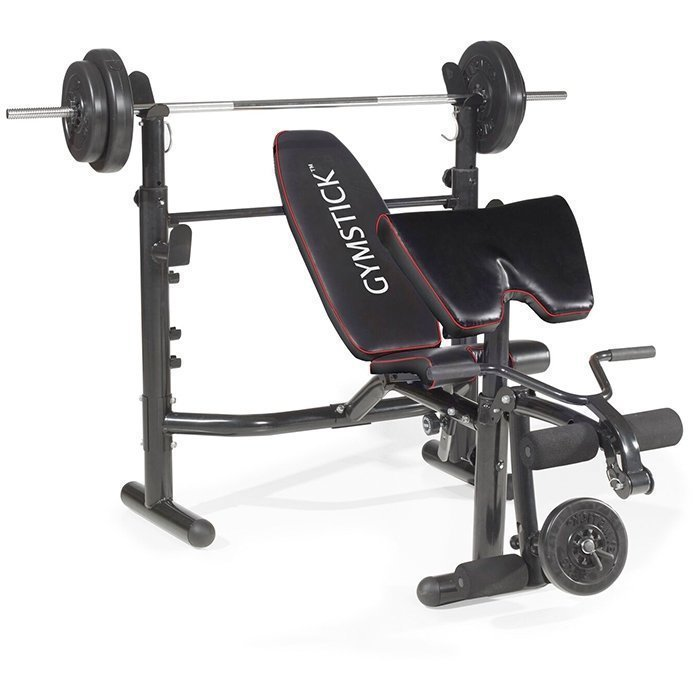 Gymstick Weight Bench 400
