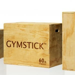 Gymstick Wooden Plyobox Hyppyboxi