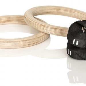 Gymstick Wooden Power Rings 61104w Voimistelurenkaat