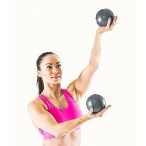 Gymstick painopallot 1kg Weight Balls