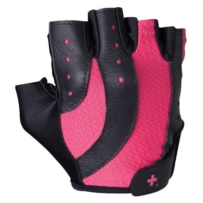 Harbinger Women's pro glove Musta/Pinkki L