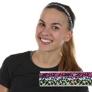 Headband Print Swoosh 3P