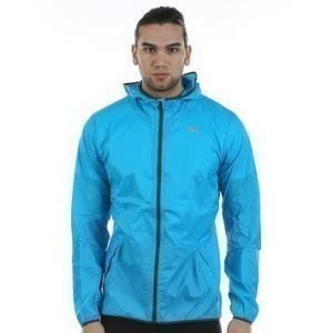 Hooded Lightweight Jacket