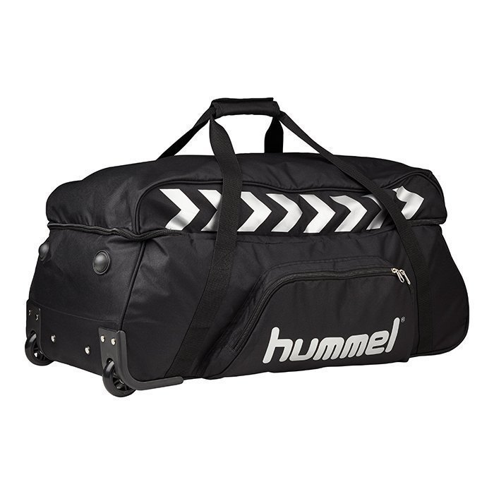 Hummel Authentic Team Trolley Black/Silver L