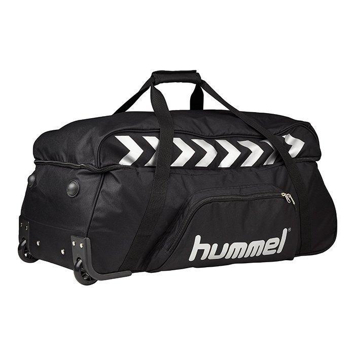 Hummel Authentic Team Trolley Black/Silver L