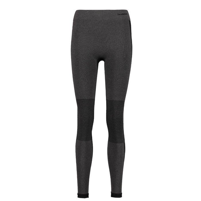 Hummel Caja Seamless Tights Black Melange XS-S