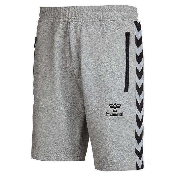 Hummel Classic Bee Aage Shorts Grey melange XL