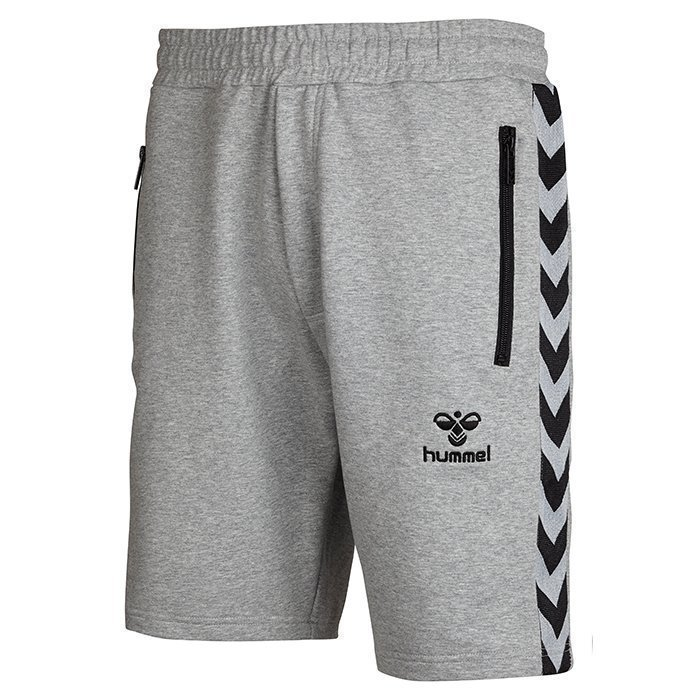 Hummel Classic Bee Aage Shorts Grey melange XXL