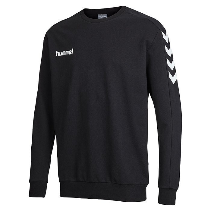 Hummel Core Cotton Sweat Black L