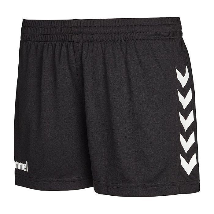 Hummel Core Womens Shorts Black M
