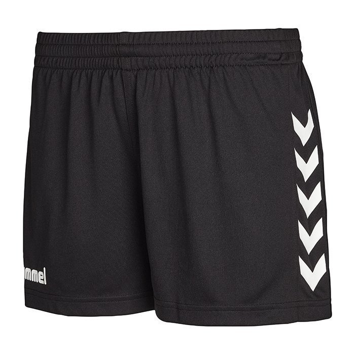 Hummel Core Womens Shorts Black