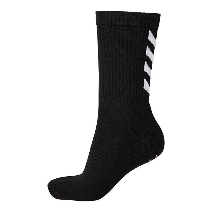 Hummel Fundamental 3-Pack Sock Black 46-48