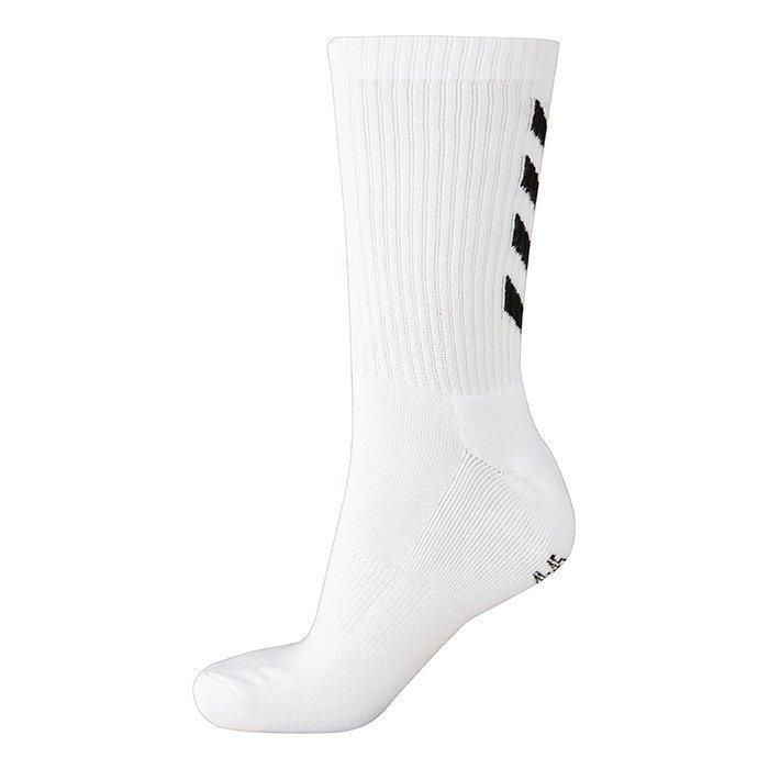 Hummel Fundamental 3-Pack Sock White