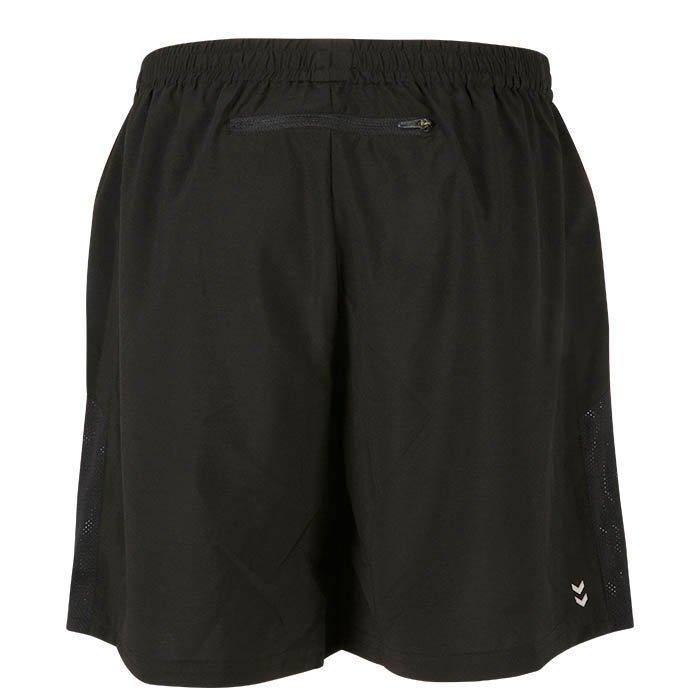 Hummel Paw Shorts Black