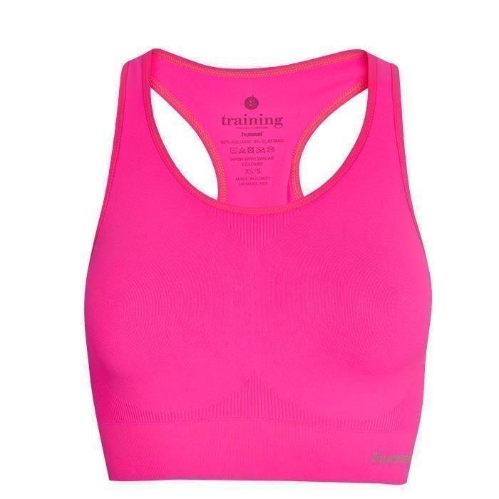 Hummel Sue Seamless Sports Top Knockout Pink XL/XXL
