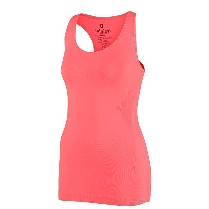 Hummel Sue Seamless Top Fiery Coral