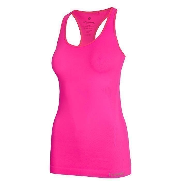Hummel Sue Seamless Top Knockout Pink