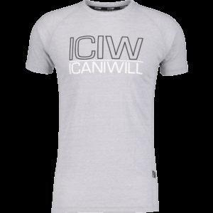 Icaniwill Triblend Tshirt Treenipaita