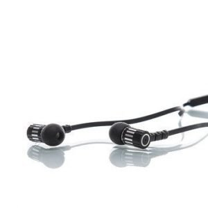 In-Ear Headset Flat Cord