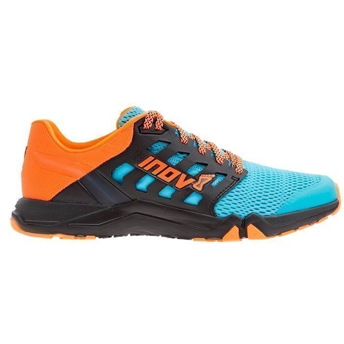 Inov-8 All Train 215 Blue/Black/Neon Orange 44