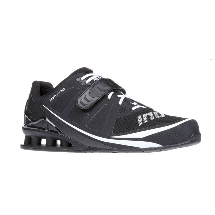 Inov-8 Men FastLift 325 black/white 45