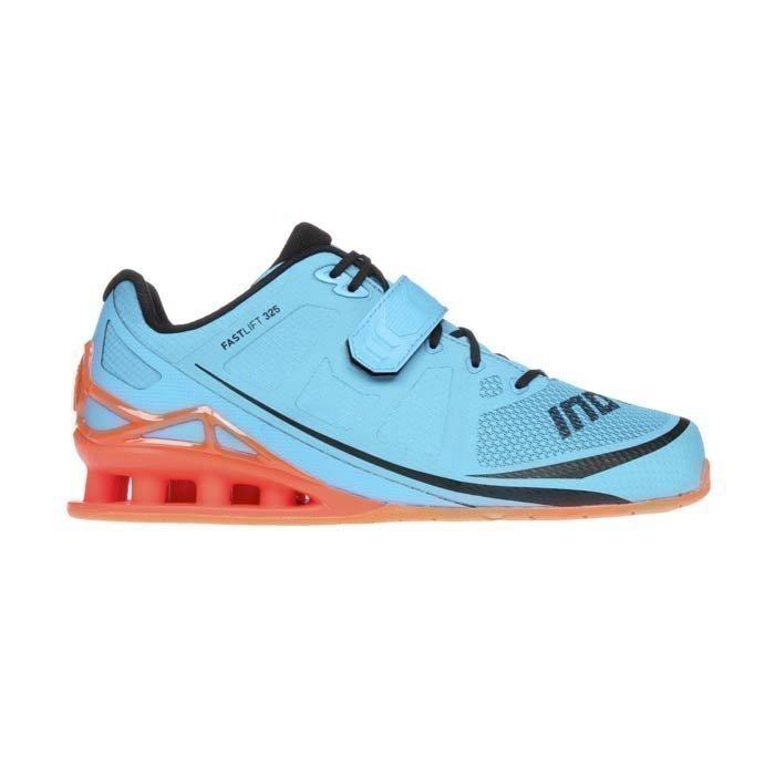 Inov-8 Men FastLift 325 blue/grey/orange 45