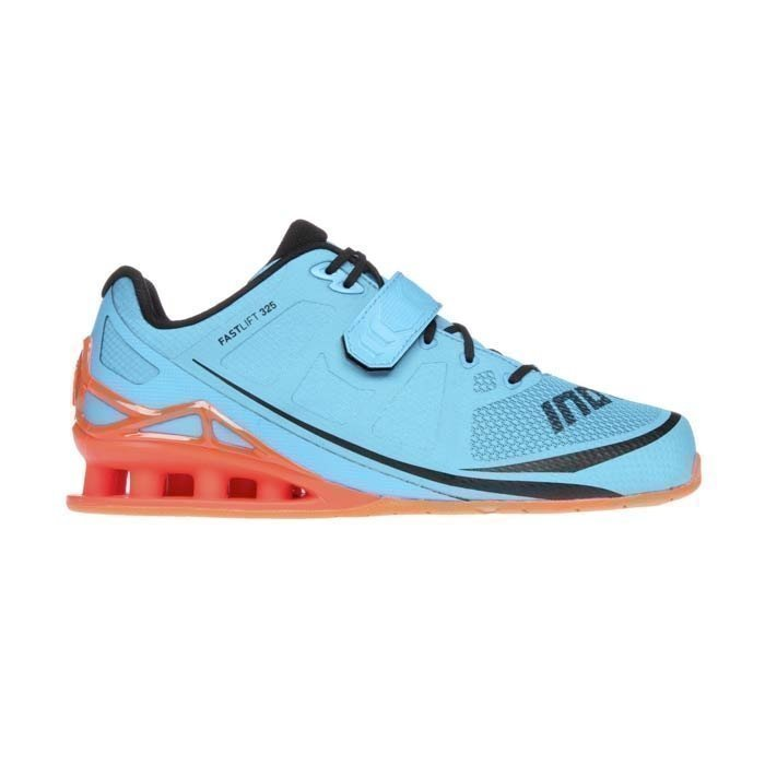 Inov-8 Men FastLift 325 blue/grey/orange 47