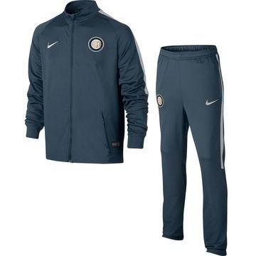 Inter Verryttelyasu Dry Squad Sininen/Harmaa Lapset