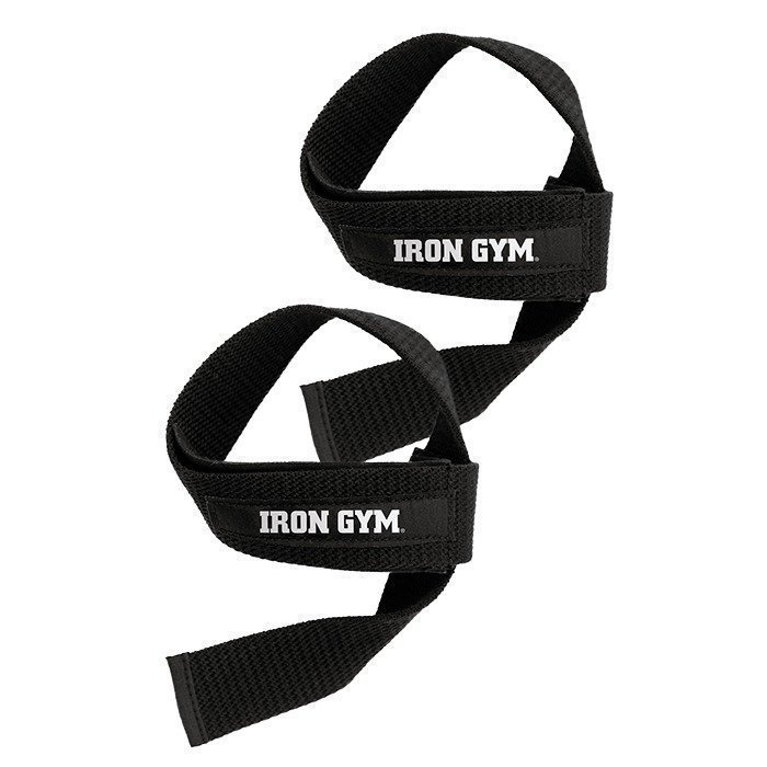 Iron Gym® Lifting Straps with Comfort Pad