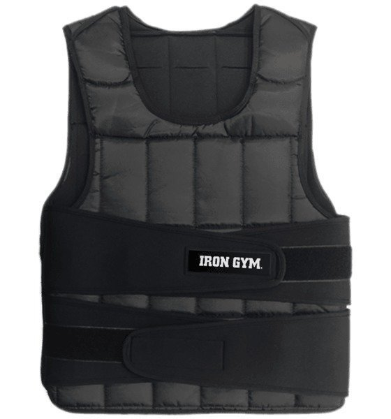 Iron Gym Adjustable Weight Vest 10kg
