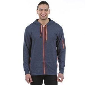 Iron Strenght Hooded Jacket