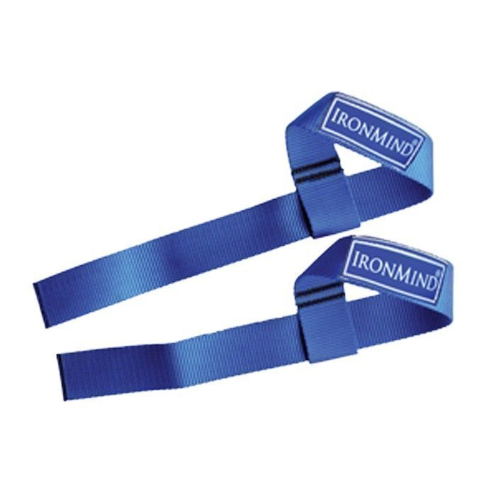 IronMind Ironmind Strong Enough lifting strap allround