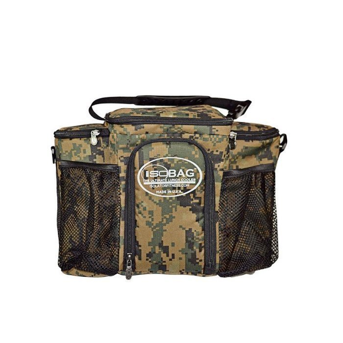 Isobag 3 Meal Bag Army