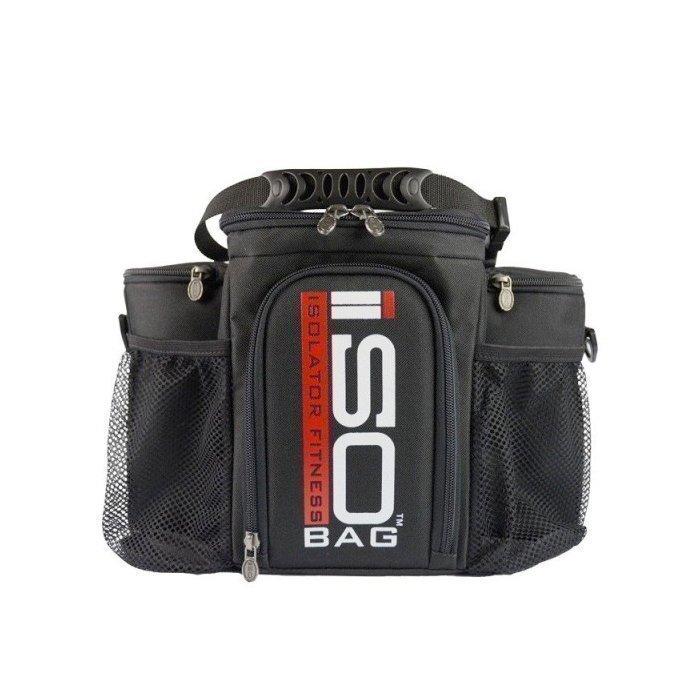 Isobag 3 Meal Bag Black