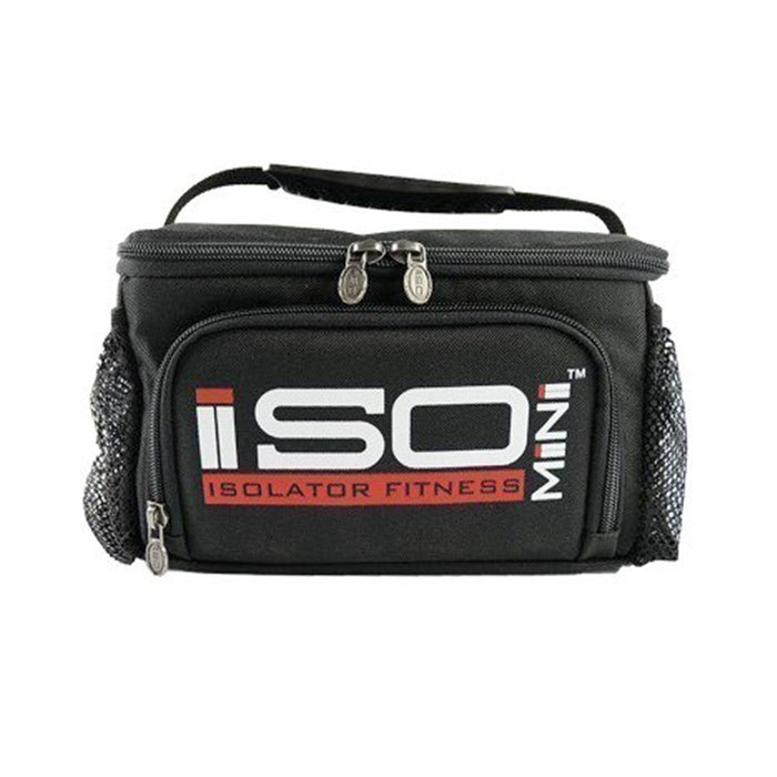 Isobag Isomini Meal Bag Black