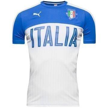 Italia T-paita Graphic Valkoinen/Sininen Lapset
