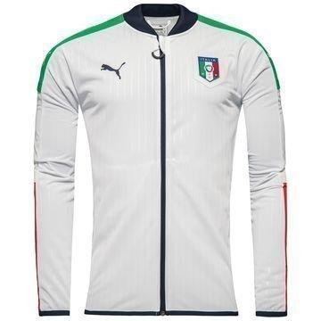 Italia Verryttelytakki Stadium Valkoinen