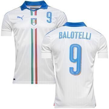 Italia Vieraspaita 2015/16 BALOTELLI 9