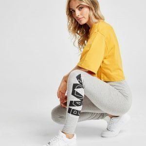 Ivy Park Layer Logo Leggings Harmaa