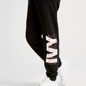 Ivy Park Layer Logo Track Pants Musta