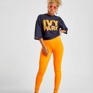 Ivy Park Tape Waist Leggings Oranssi
