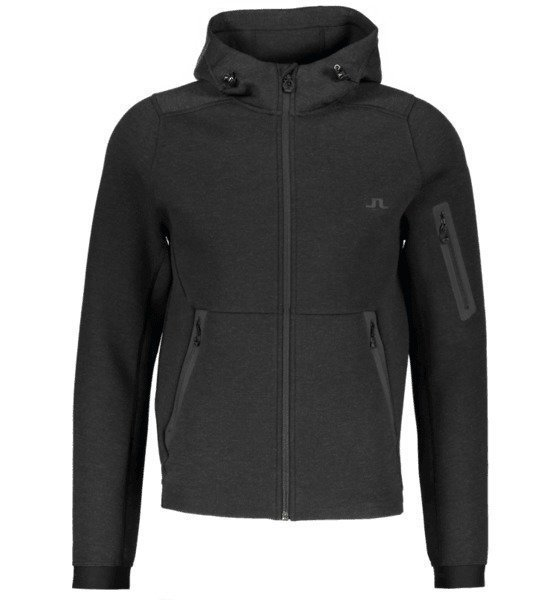 J Lindeberg Athletic Hoodie Tech Sweat